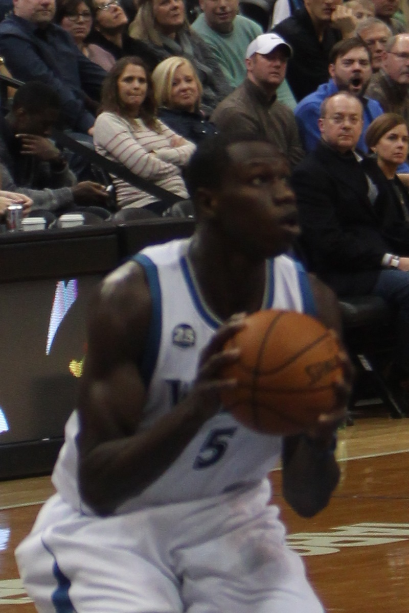 The 28-year old son of father Momar Dieng and mother Seynabou Diagne Gorgui Dieng in 2018 photo. Gorgui Dieng earned a  million dollar salary - leaving the net worth at 5.9 million in 2018