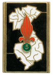 5e régiment étranger d'infanterie 5%C2%B0_REI_Type_3