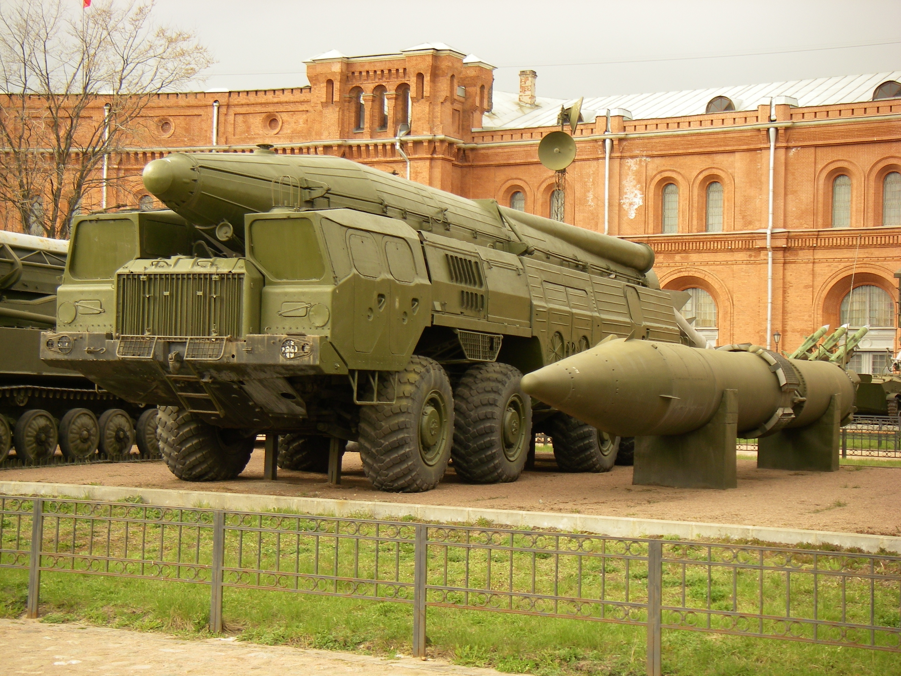 Sowjetische SS-12