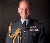 Chief of the Air Staff Air Chief Marshal Mike Wigston