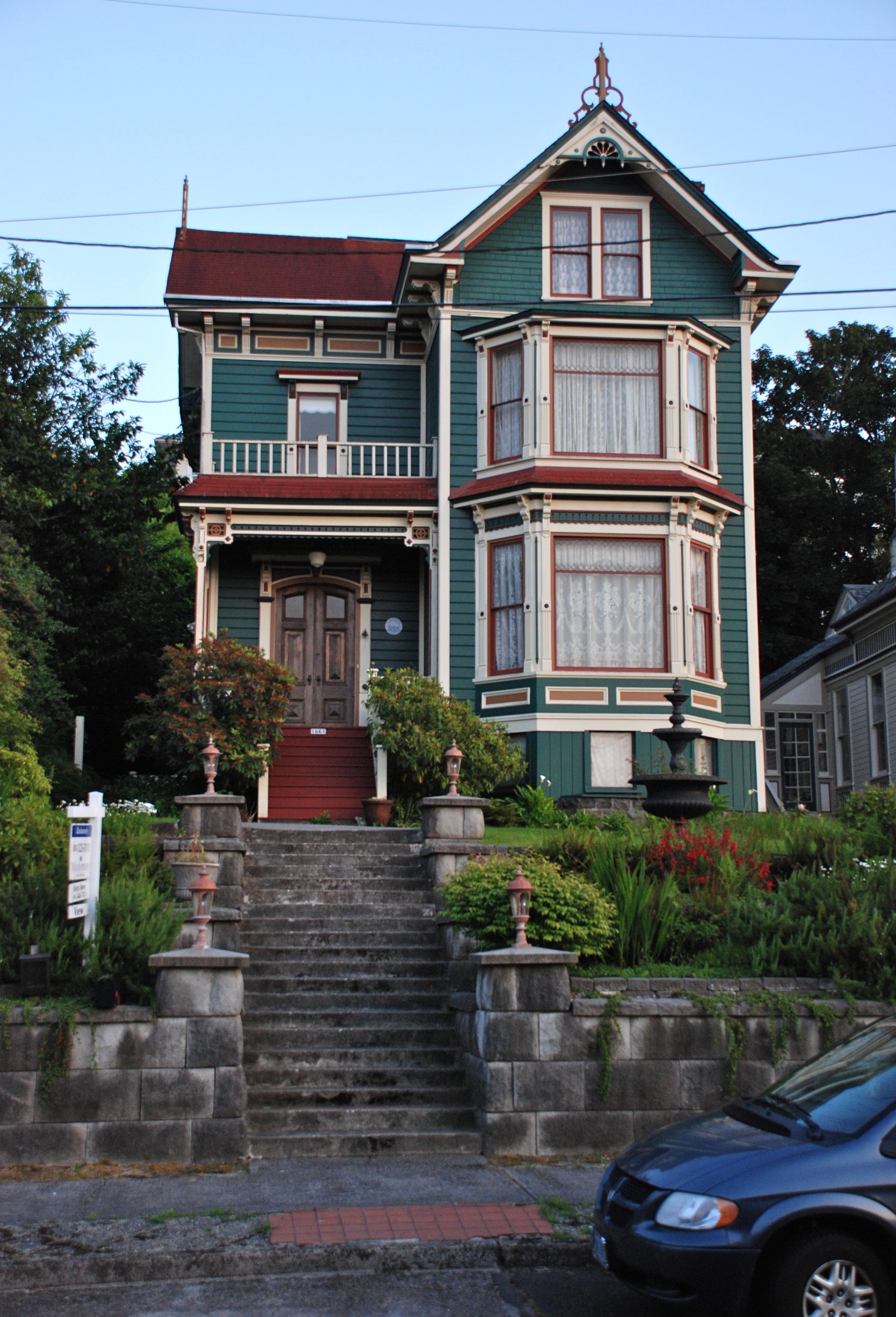 File:Albert W. Ferguson House - front (Astoria, OR).jpg ...