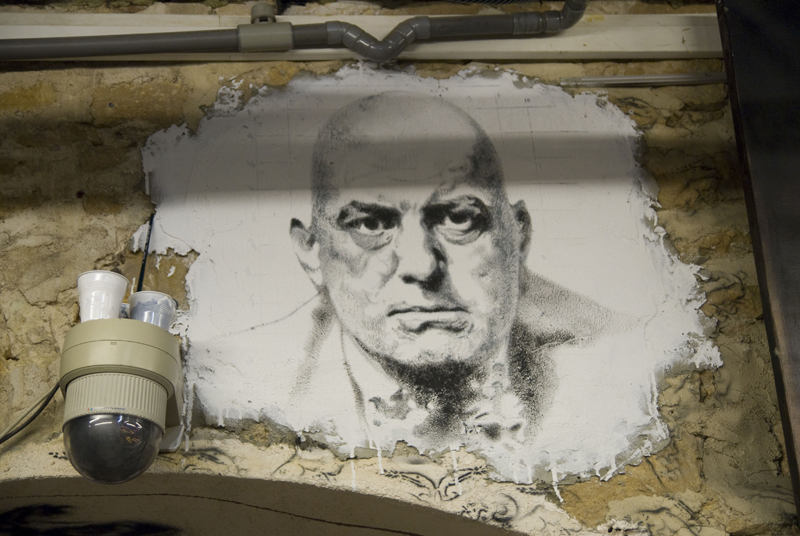 Aleister Crowley abode of Chaos2