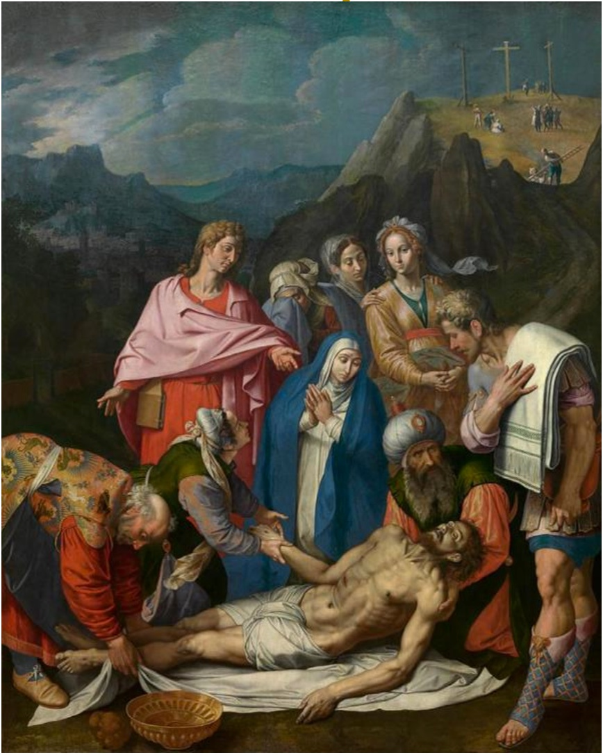 a history of the entombment of christ 3 the entombment of christ: the absent presence of the resurrected christ and the holy sepulcher 101163/9789004293144_005 brill's mybook program is exclusively available on brillonline books and journals.