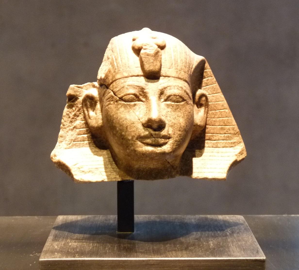 File:Amenhotep II head.JPG - Wikimedia Commons