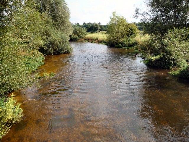 Amesbury - The River Avon - geograph.org.uk - 1459730