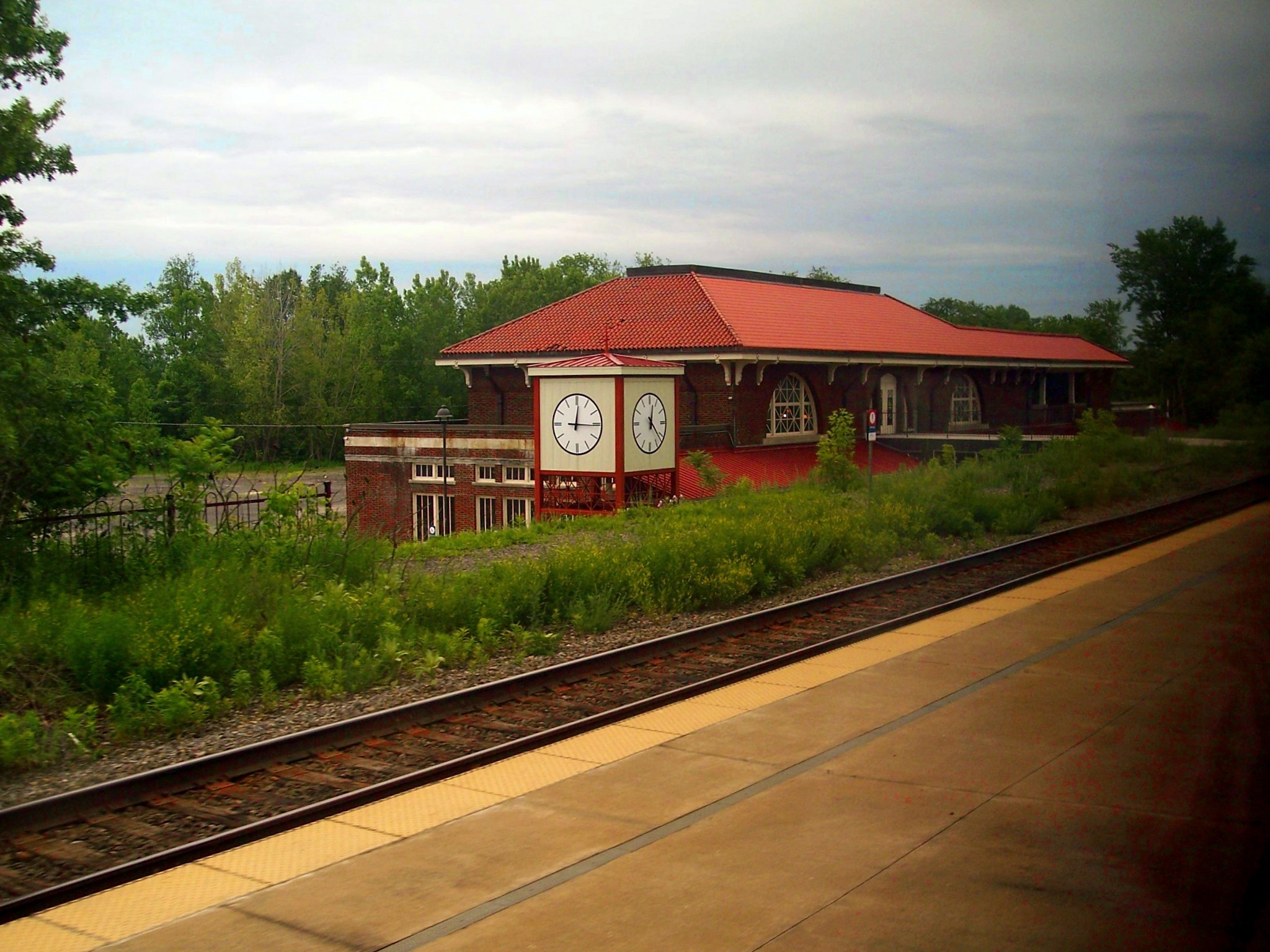Amtrak Train Station Rhode Island
