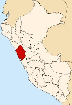 Huaraz provncia – Wikipédia a enciclopédia livre