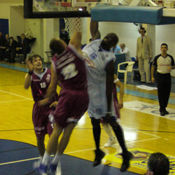 Andrae Patterson American basketball player