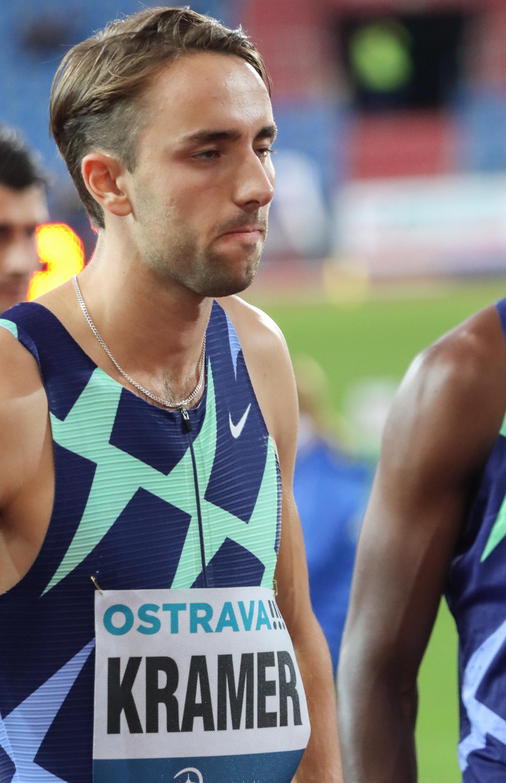 Andreas Kramer in 2020