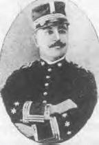 Le capitaine Angel Rivero Mendez