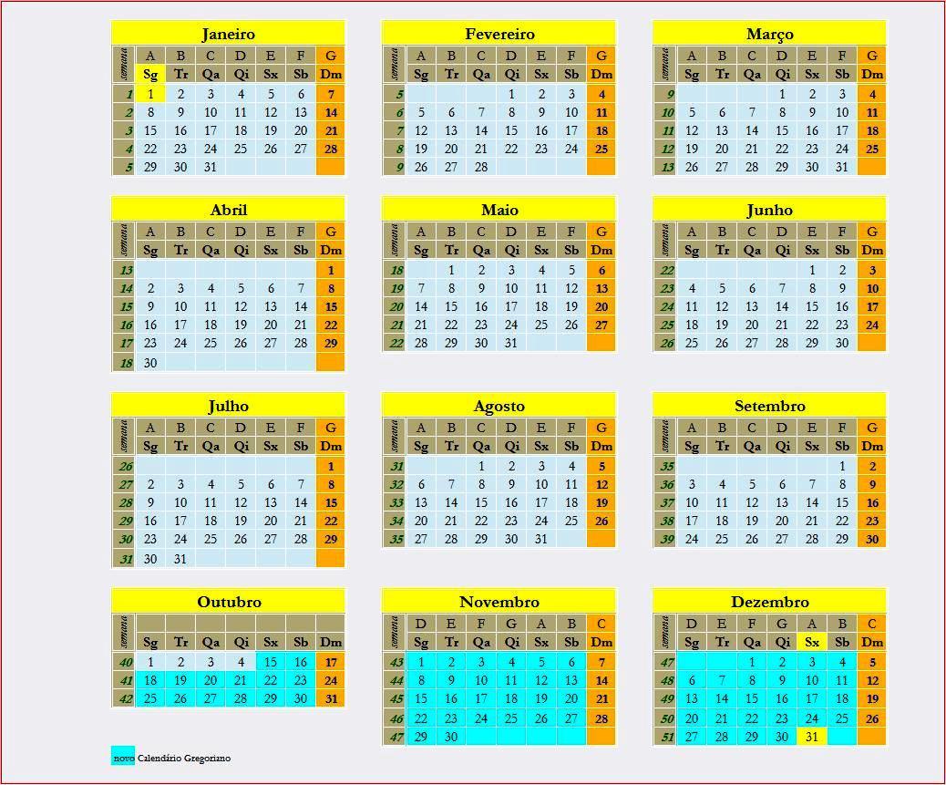 Calendário do ano de 1582 em Portugal – Wikipédia, a enciclopédia ...