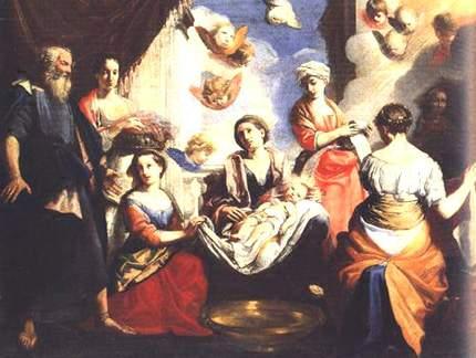 Archivo: Antonio Gherardi Natividad Capilla de la Virgen del Sacramento Catedral Gubbio.jpg