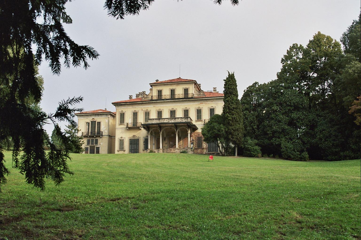 Silvio Berlusconi Arcore Tel Villa San Martino