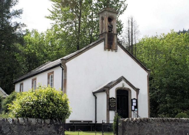 Ardentinny Church