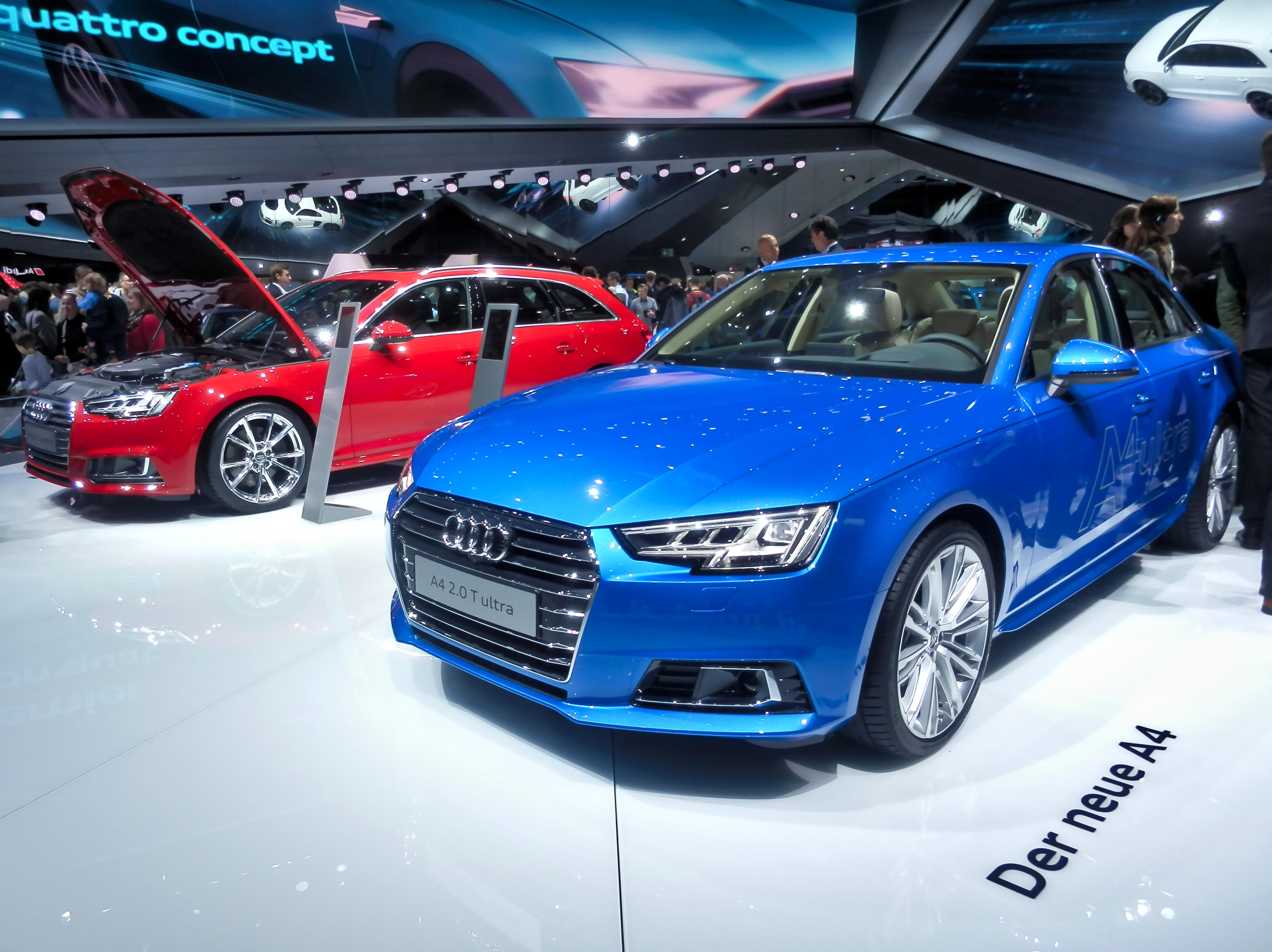 Datei Audi A4 New IAA 2015 –