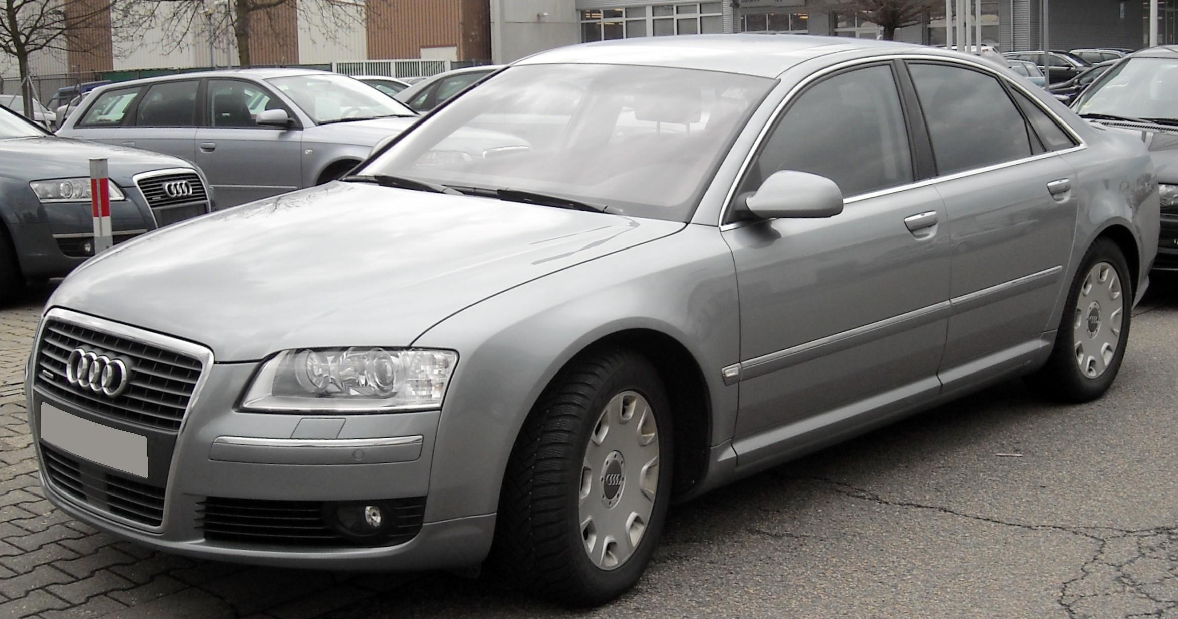 Audi A8 — Википедия
