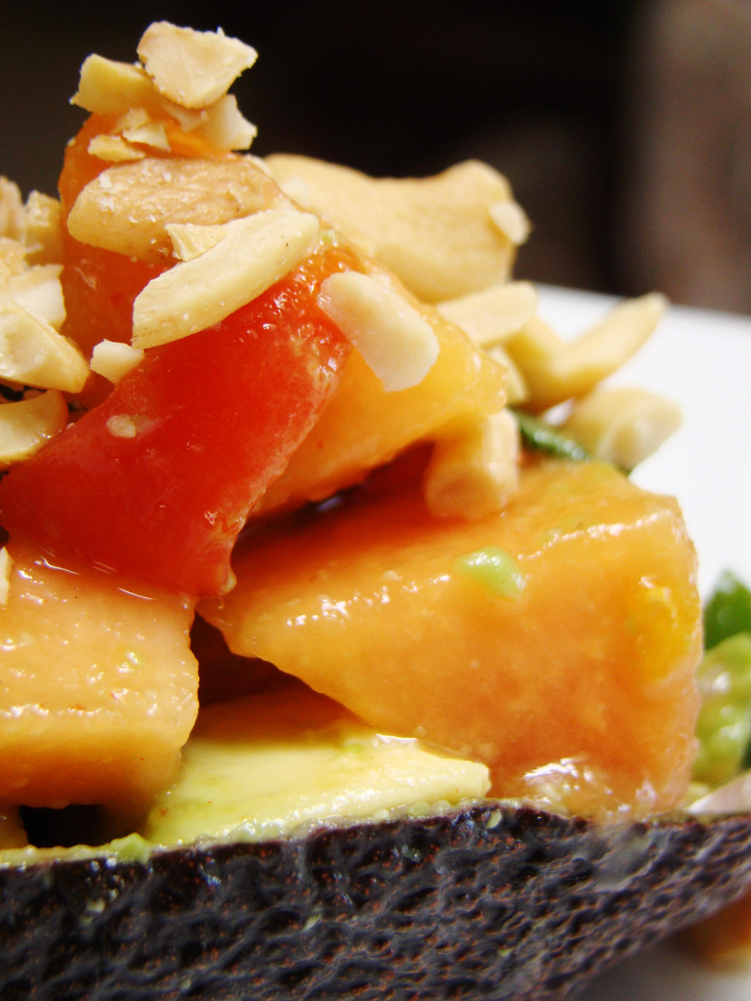 File:Avocado Papaya Salad (4467442543).jpg - Wikimedia Commons