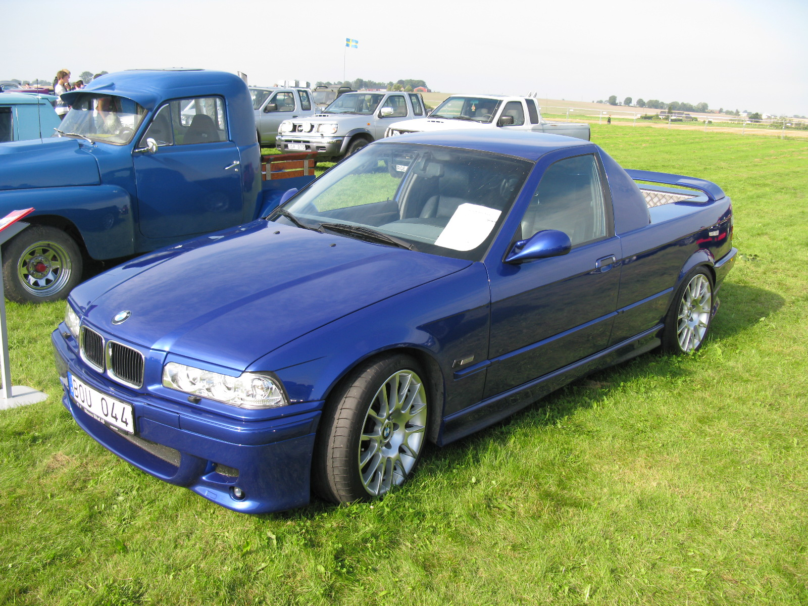 File BMW 3 Series Pick Up E36 Wikimedia mons