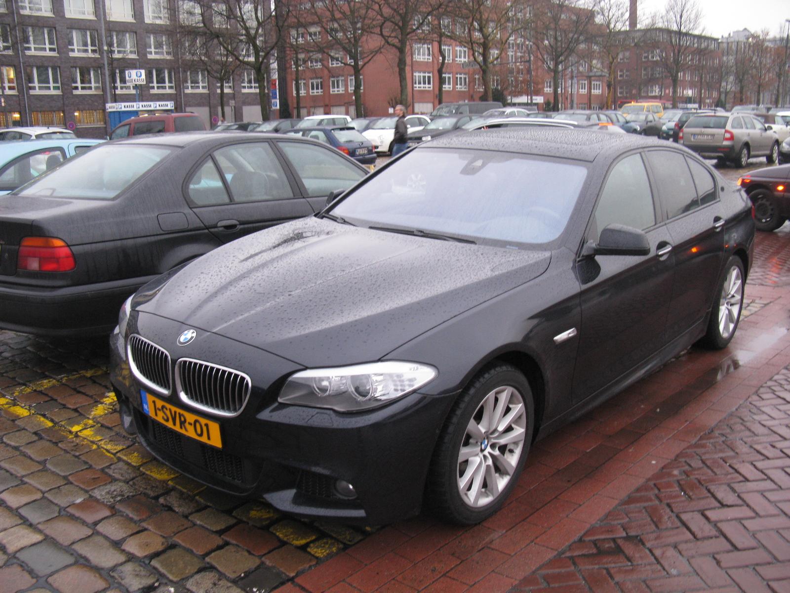 File BMW 5 Series M Sport F10 Wikimedia mons