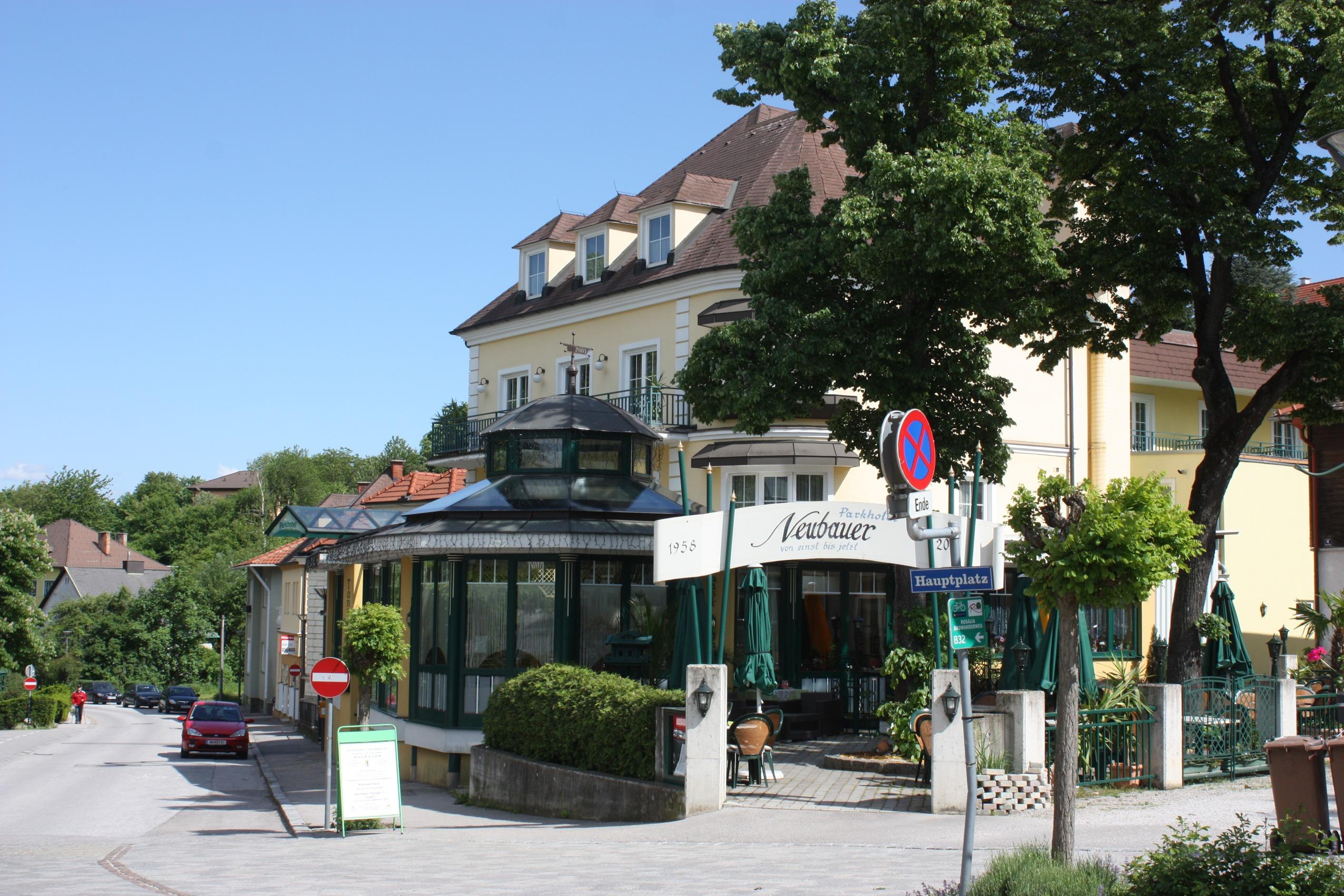 Burgenland Apps - Tourismus Bad Sauerbrunn