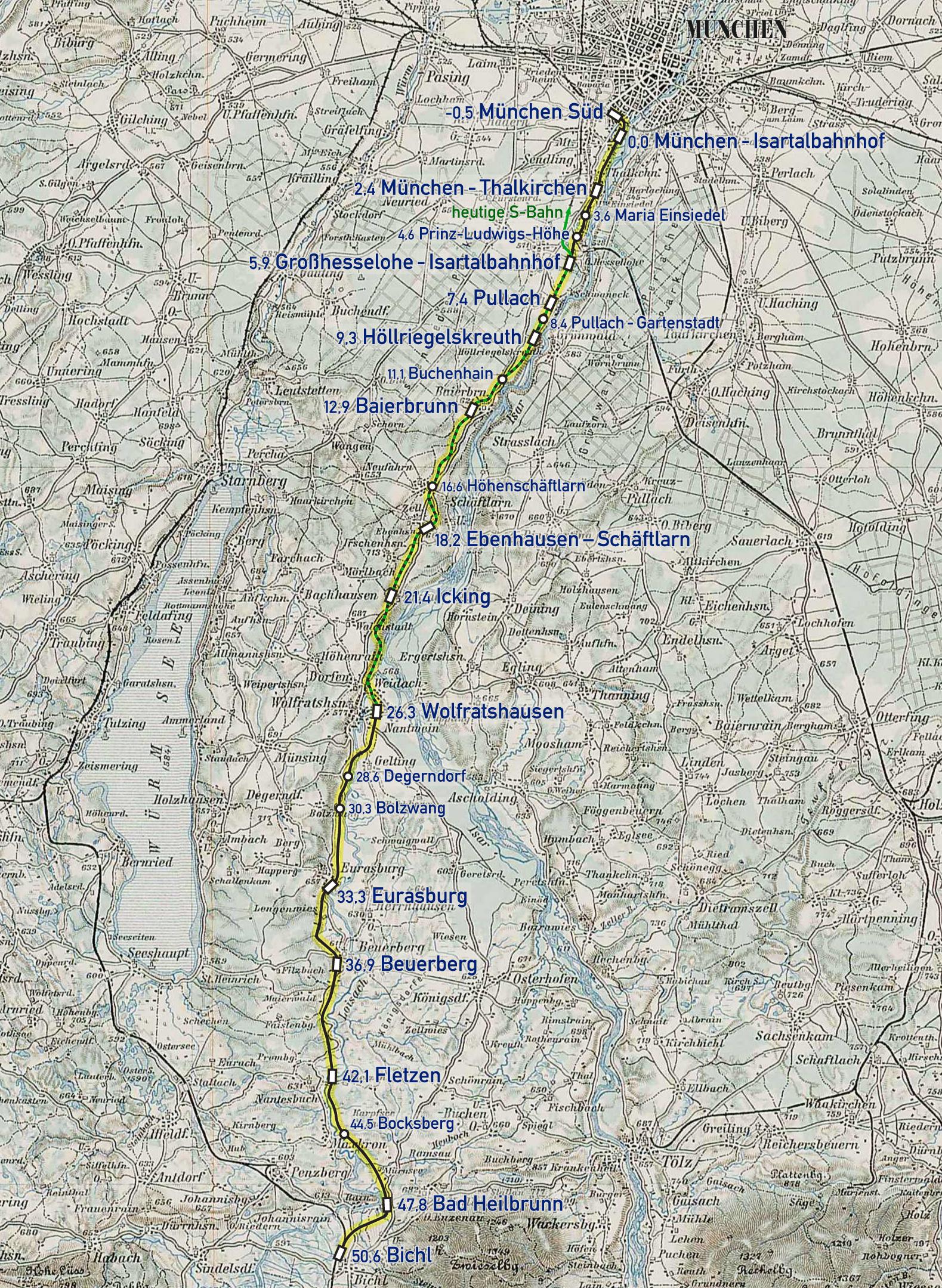 Isartalbahn Wikipedia