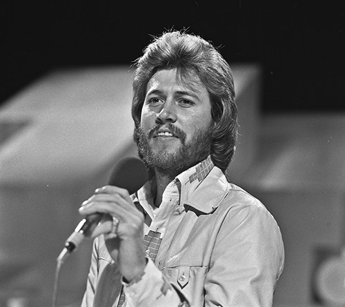 barry gibb 2016
