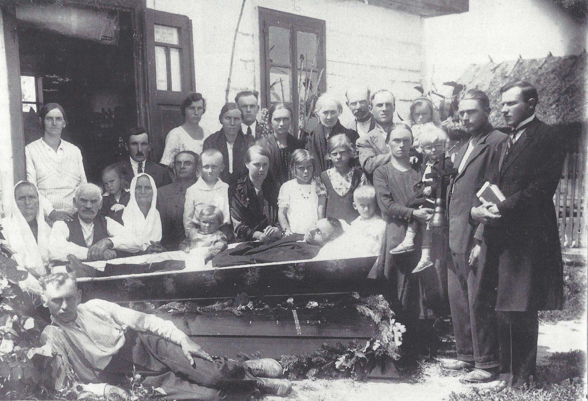 Beerdigung Nach Tod