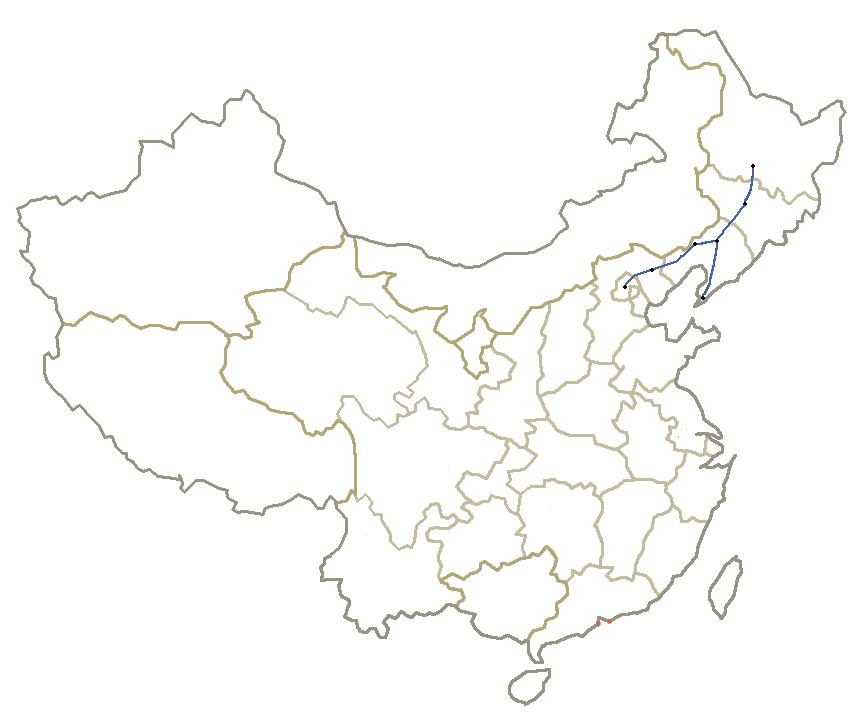 Beijing–Harbin high speed railway