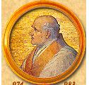 Pope Benedict VII pope