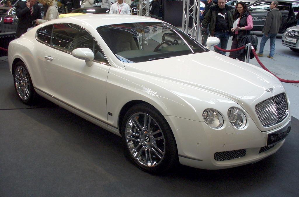 Bentley Continental GT Diamond Series picture