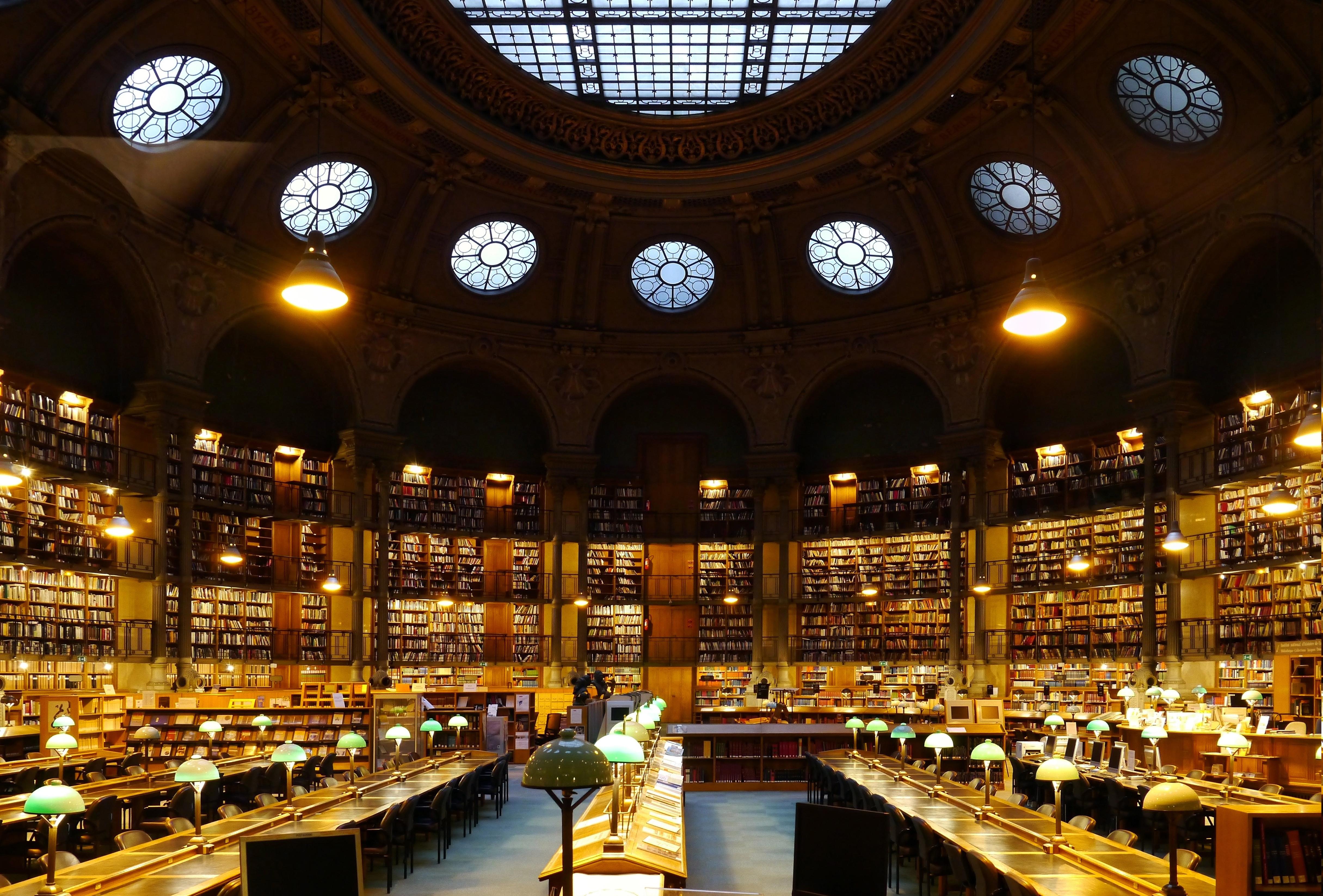 File biblioth que nationale de france paris site for Salon musique paris