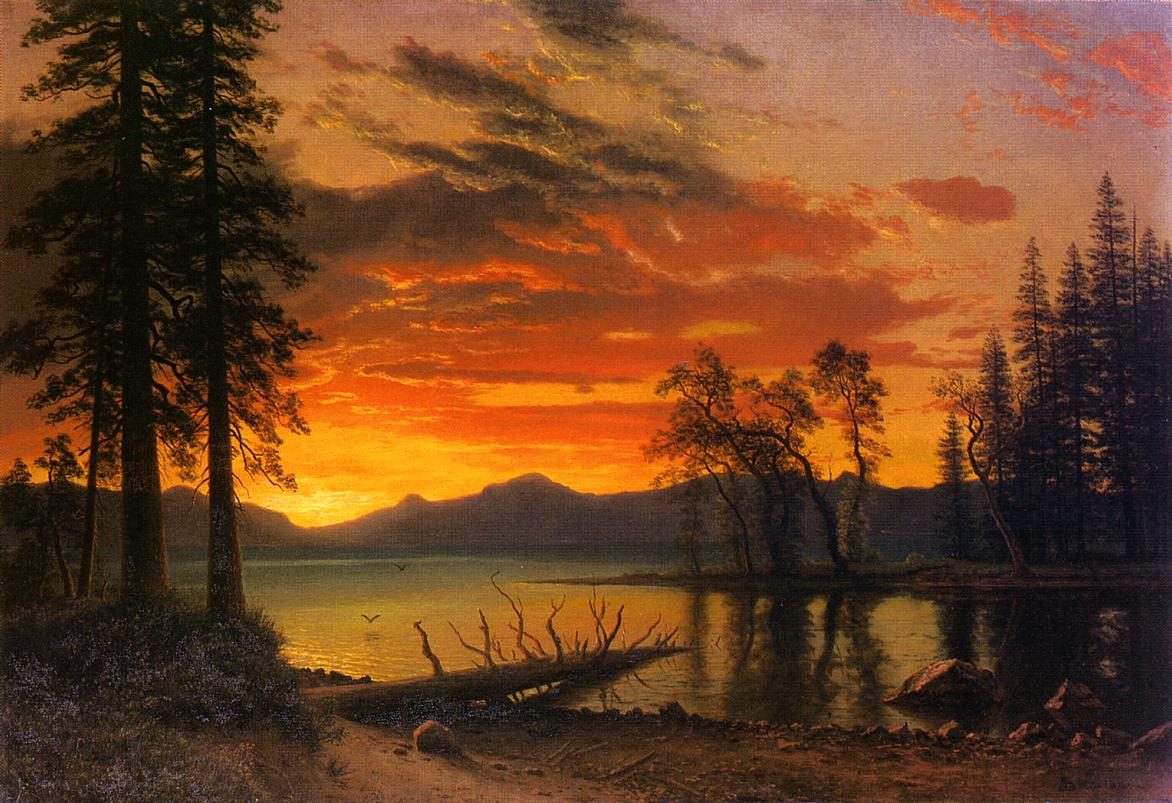 Sunset Over The River Wikidata