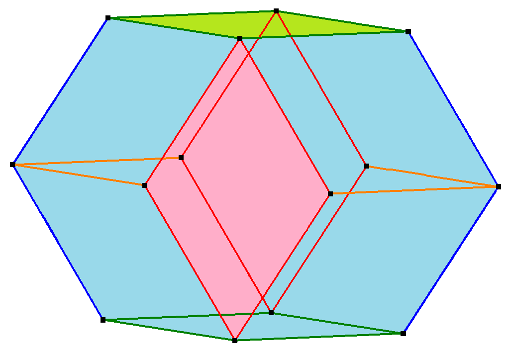bilinski dodecahedron wikipedia