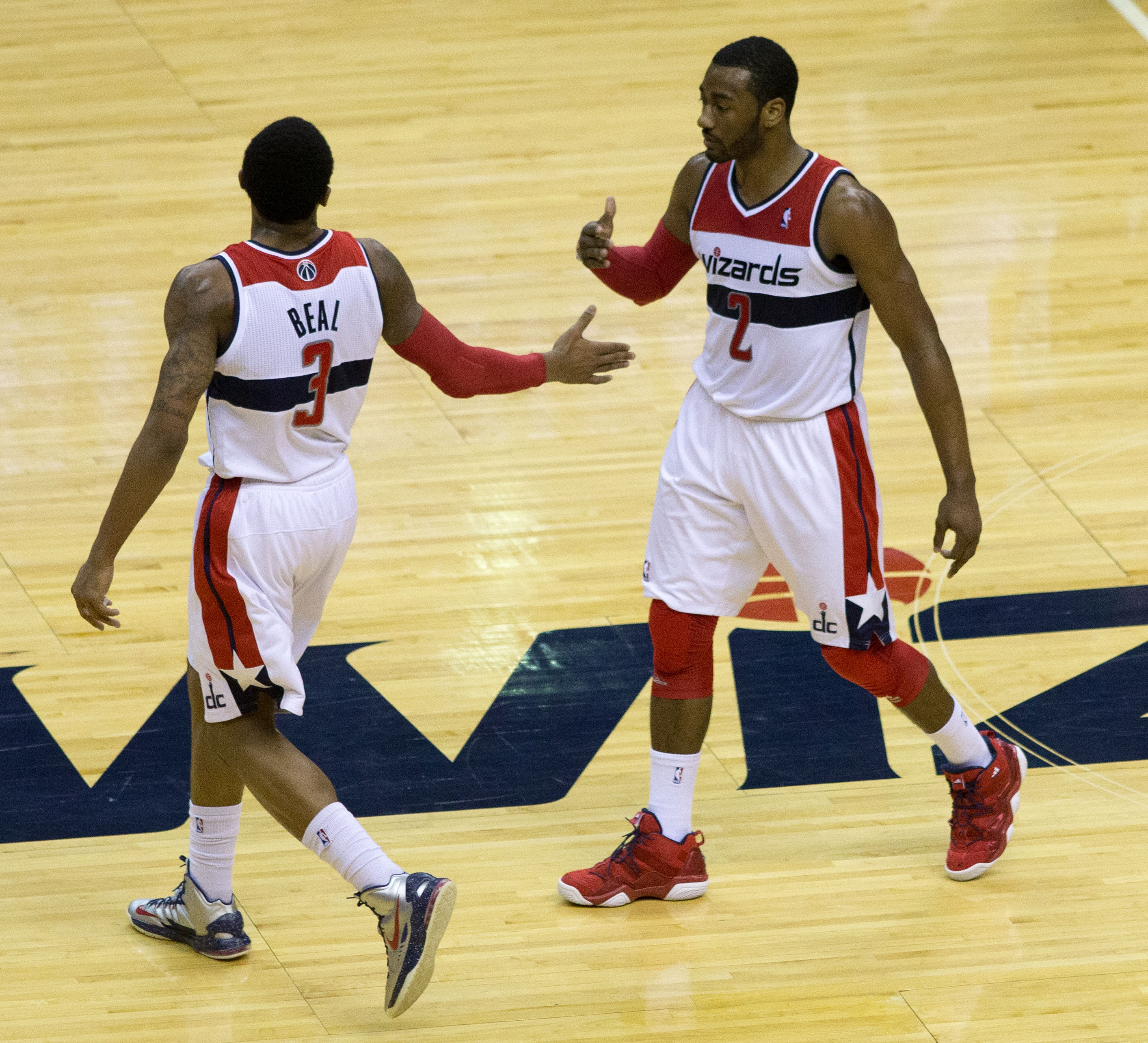 Image result for john wall bradley beal