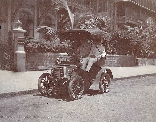 Old Edwardians Car Boot Sale