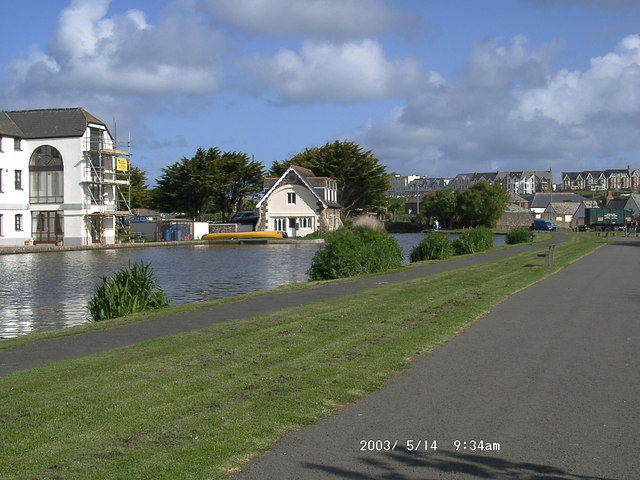 Bude Canal - geograph.org.uk - 572329