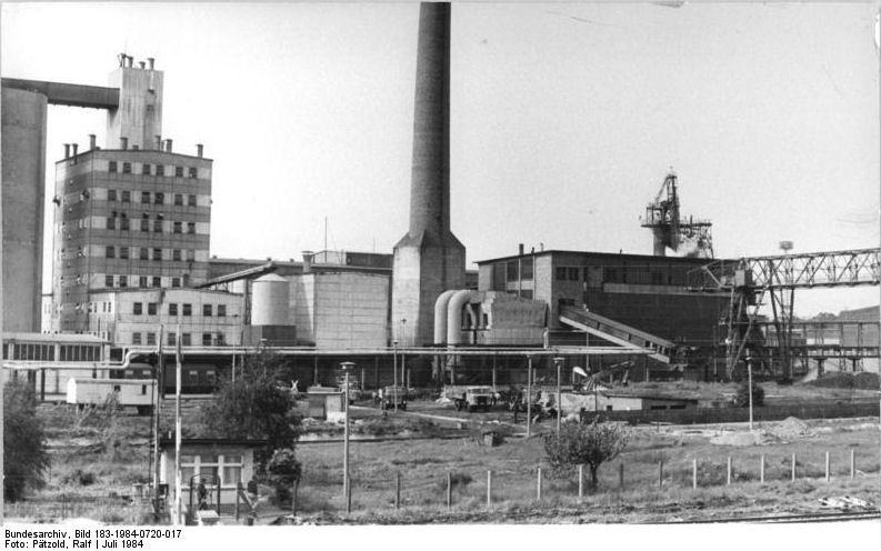 Zuckerfabrik Wismar