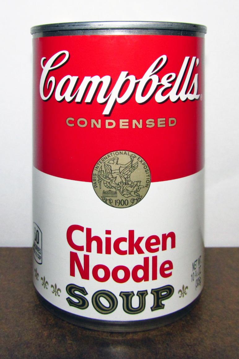 """Résultat de recherche d'images pour """"campbell soup"""""""