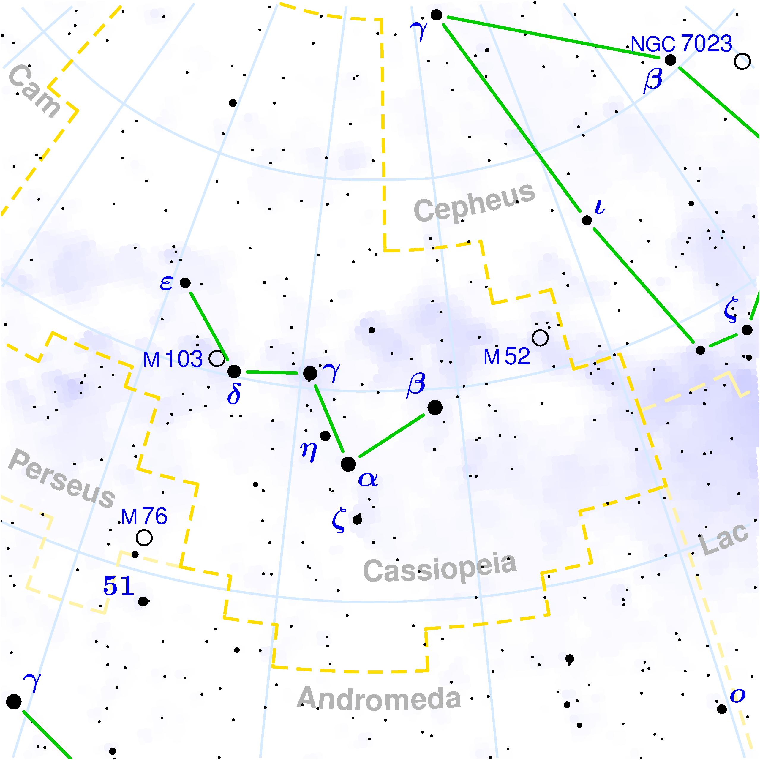 Epsilon Cassiopeiae