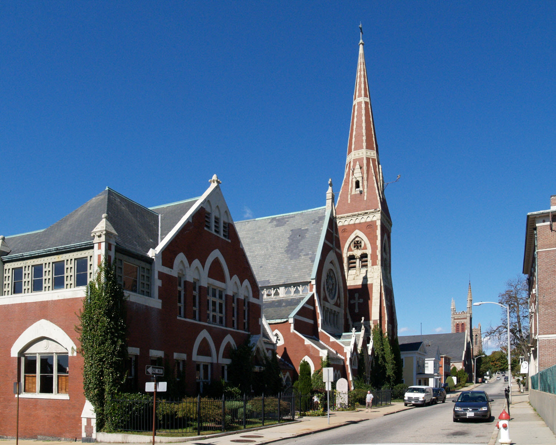 Central Congregational Church Fall River, Massachusetts