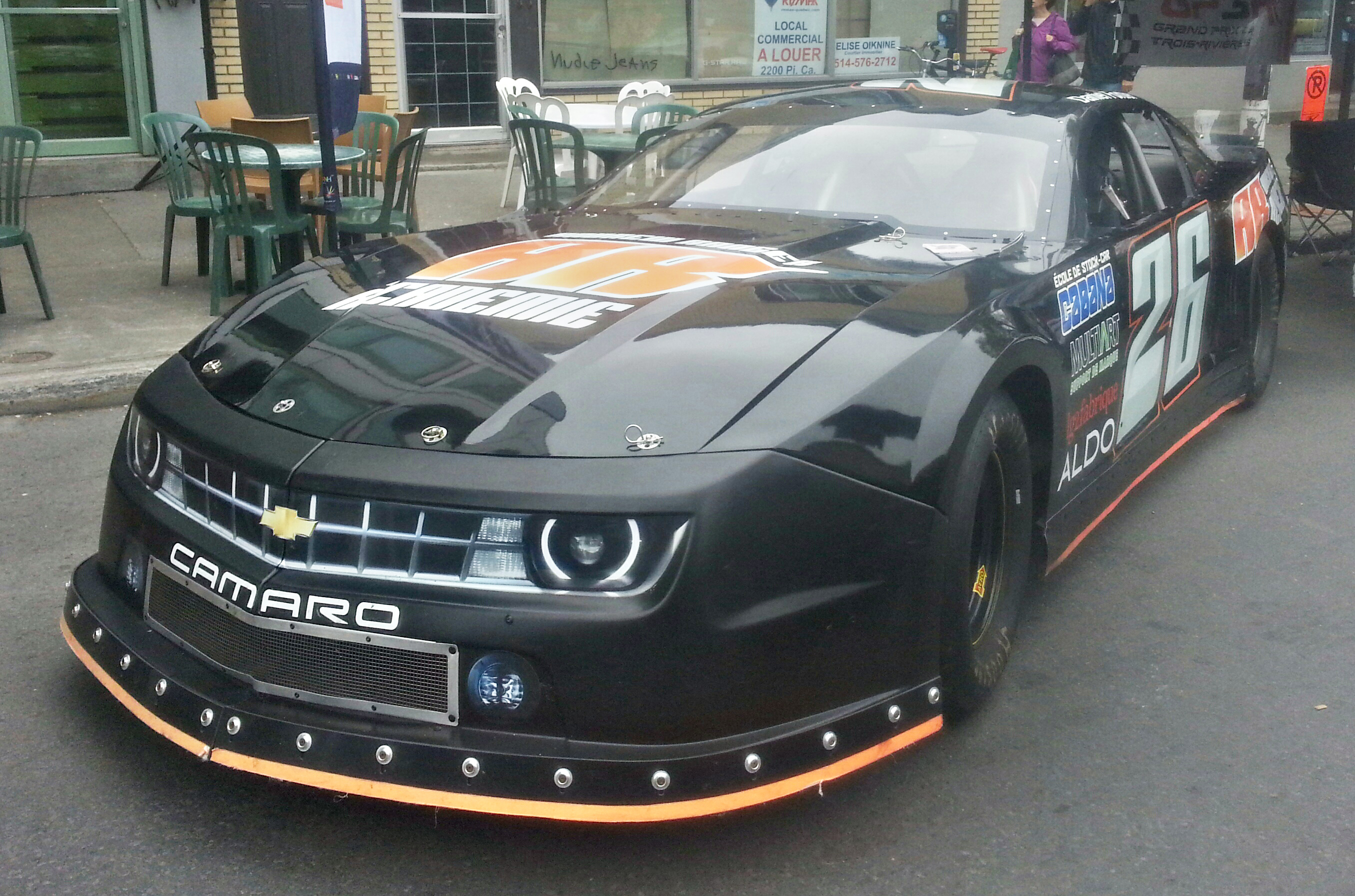 File Chevrolet Camaro petition Car Street Festival 16