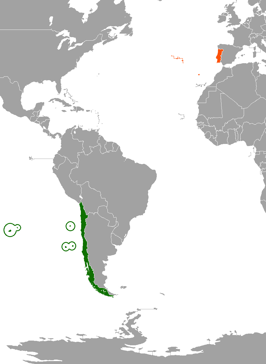 portugal chile