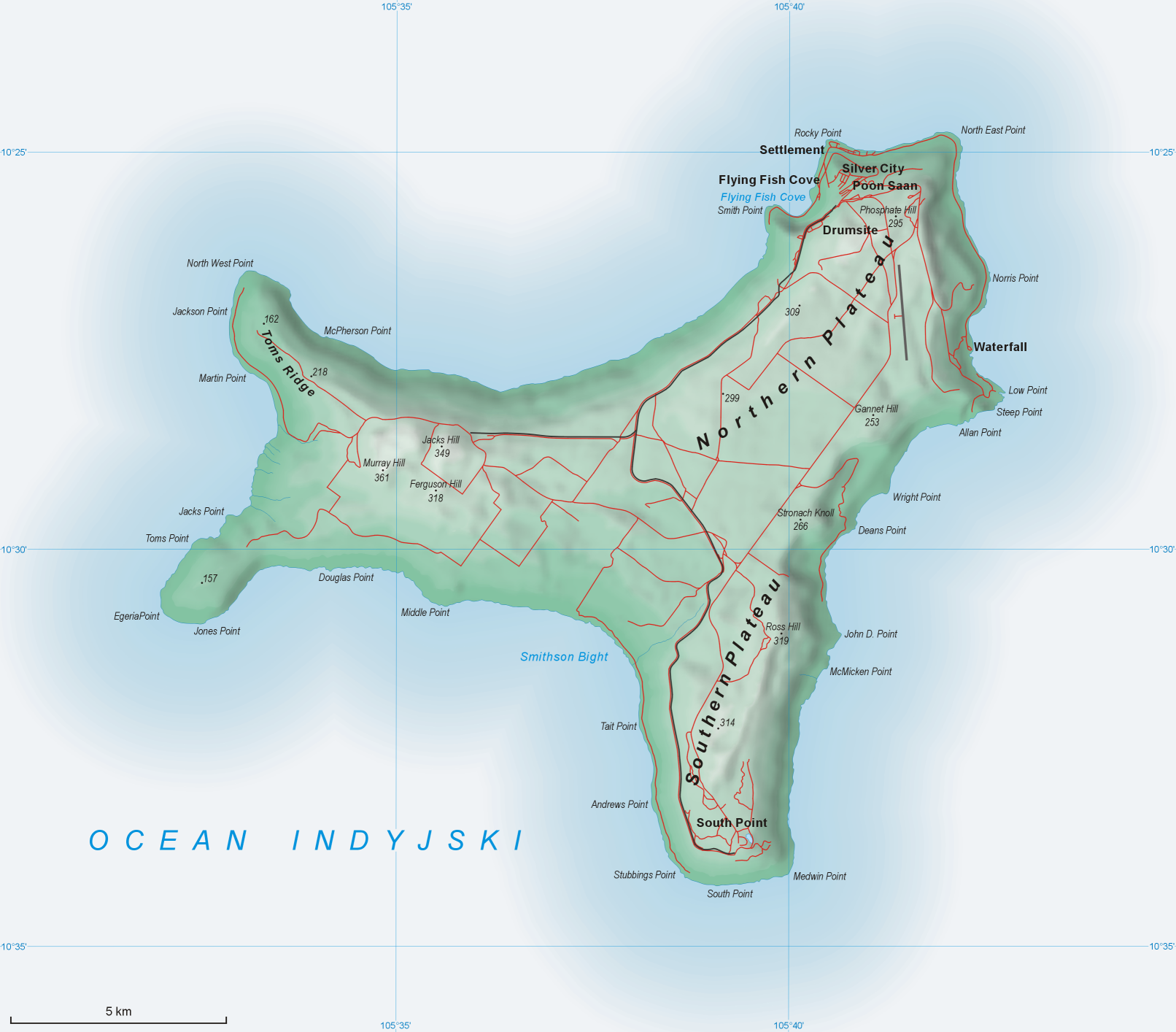 Where Is Christmas Island.Drumsite Wikipedia