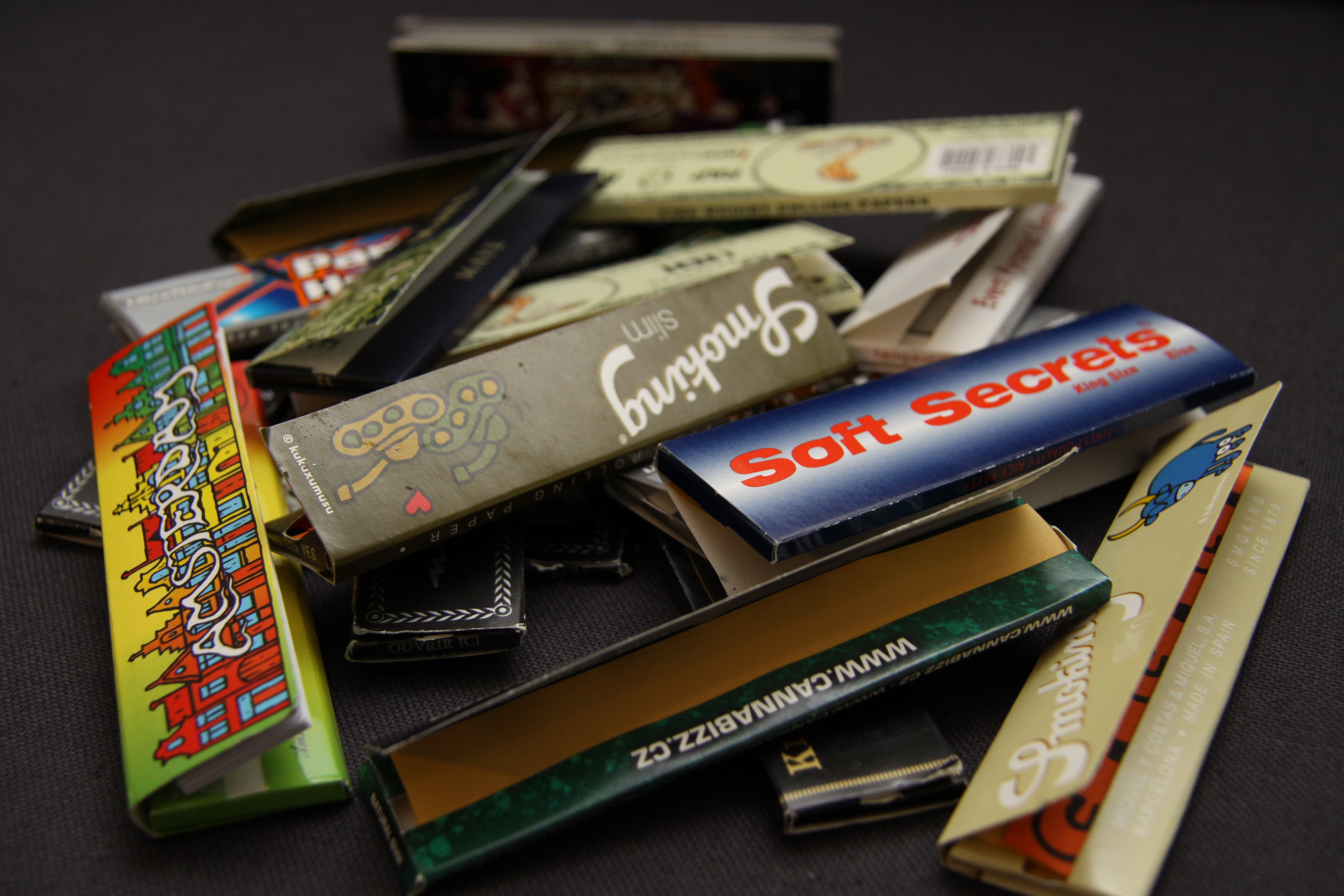 Engineered Tobacco Papers