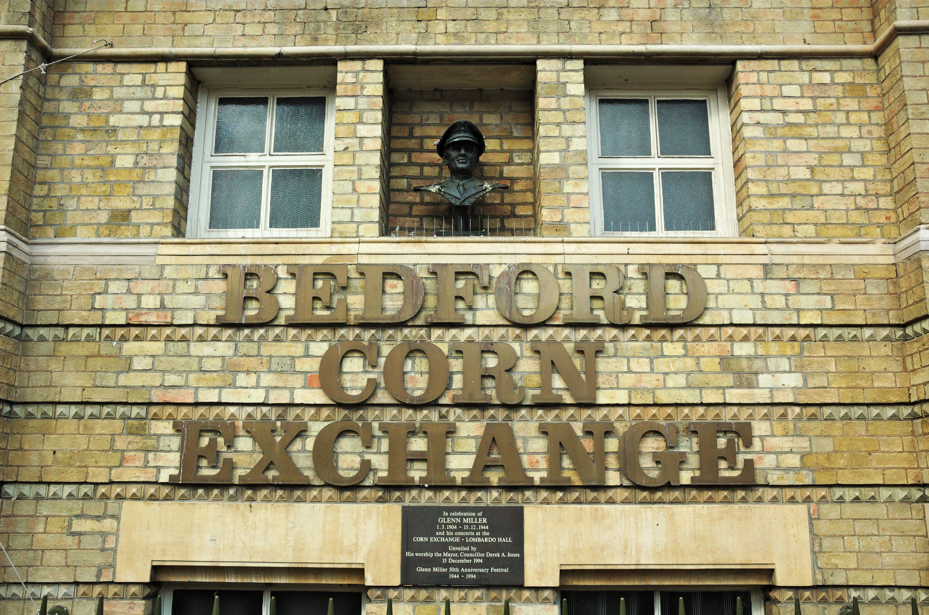 Image result for bedford corn exchange