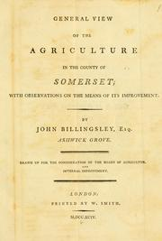 <i>General View of Agriculture</i> county surveys British agricultural surveys of the Napoleonic Wars period
