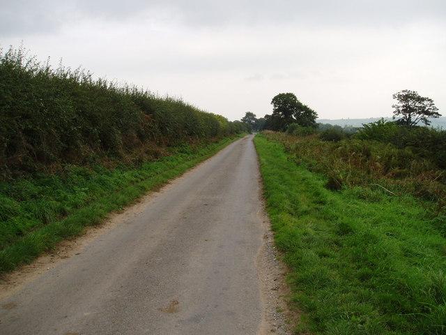 Crag Lane - geograph.org.uk - 249500