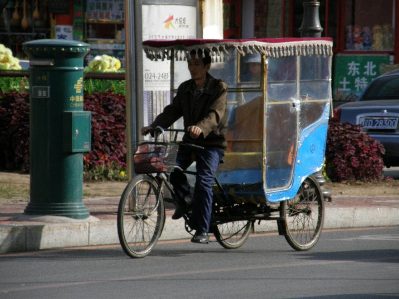 E Rickshaw Food Truck