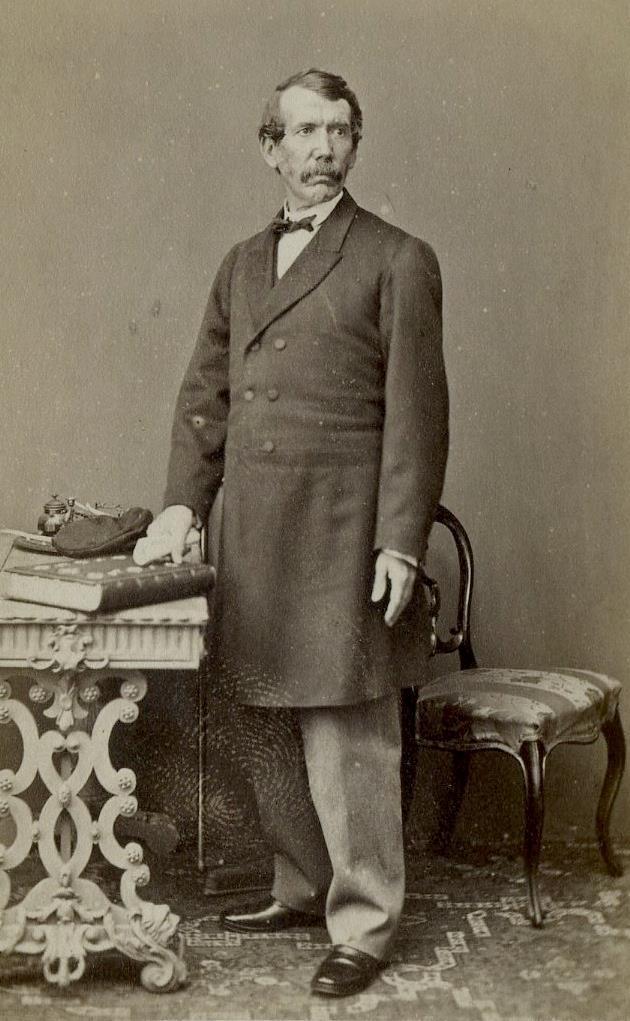 David Livingstone explorateur