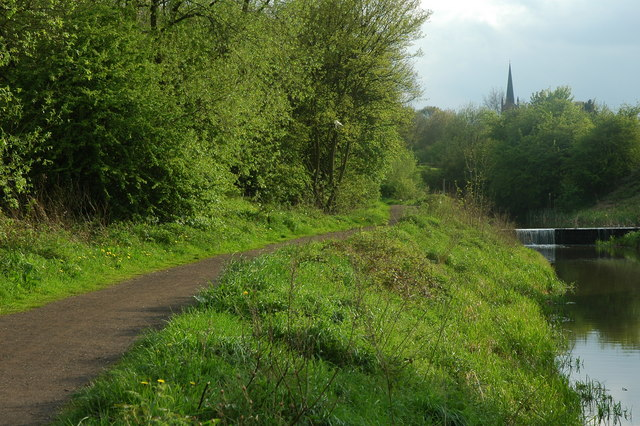 Dearne and Dove Canal - geograph.org.uk - 486227